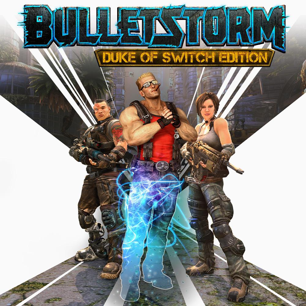 Bulletstorm: Duke of Switch Edition für 14,99€ oder für 12,15€ RUS (eShop)