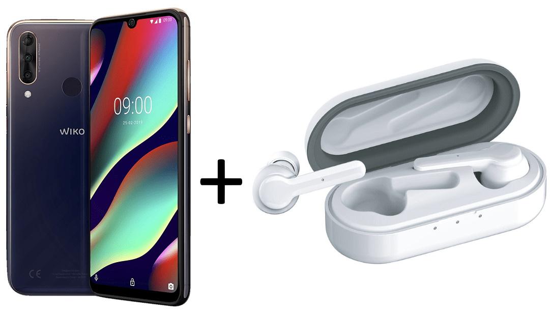 Smartphone-Sammeldeal: z.B. Wiko View3 Pro + Wiko WiShake 2 In-Ears für 179€ | Honor 20 Pro Phantom Black für 333€
