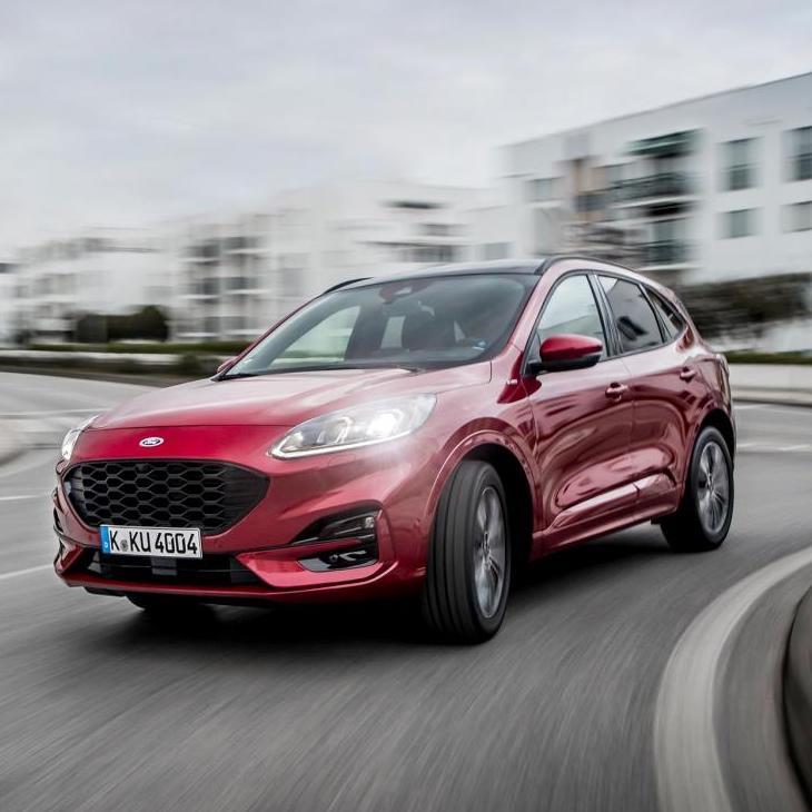 [Gewerbeleasing] Ford Kuga 2.5 Duratec PHEV Titanium (224PS) eff. mtl. 102,58€ / 127,90€, LF 0,21, GF 0,32, 24 Monate, konfigurierbar