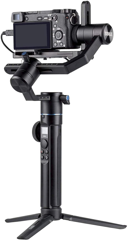 Sirui Swift P1 3-Achsen Gimbal für spiegellose Kameras und Actionscams, Video Stabilisator [Amazon]