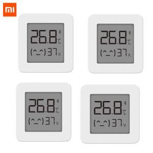 4 x XIAOMI Mijia Bluetooth Thermometer 2 (3,34€ pro Stück) für 13,36€ @ Aliexpress