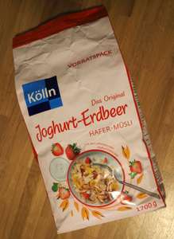 Kölln Müsli Vorratspack 1,7kg / 2kg für 5,99 bei real