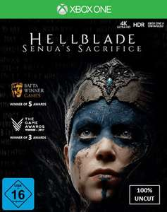 Hellblade: Senua's Sacrifice - Xbox One für 9,99€ (Saturn & Media Markt)