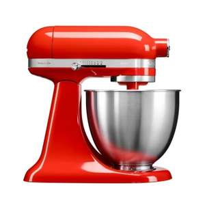 "KitchenAid ""Mini"" 5KSM3311XEHT 3,3L Küchenmaschine Rot"