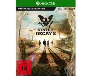 State of Decay 2& Halo 5 Guardians je 9,99€ (Xbox One) [Saturn Abholung]
