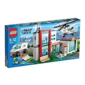 LEGO City 4429 Helikopter Rettungsbasis für 29,99 € + 3,95€ VSK @ Rossmann