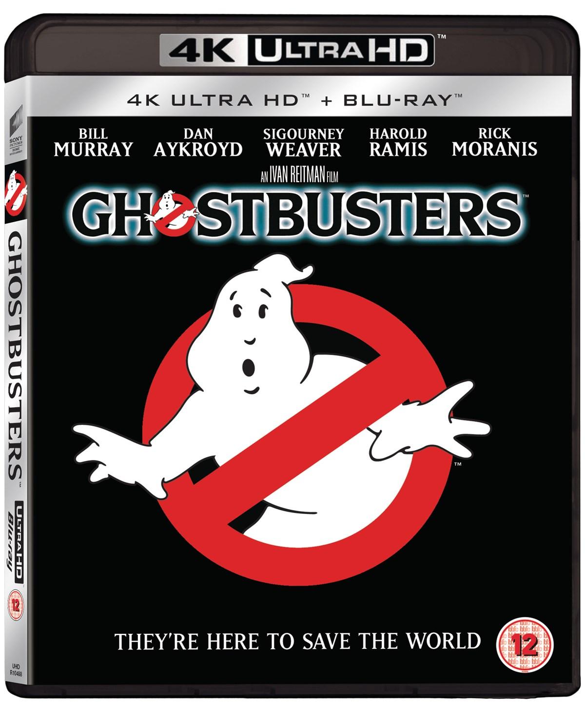 Ghostbusters (4K Ultra HD + Blu-ray) für 13,31€ inkl. Versand (Zoom UK)