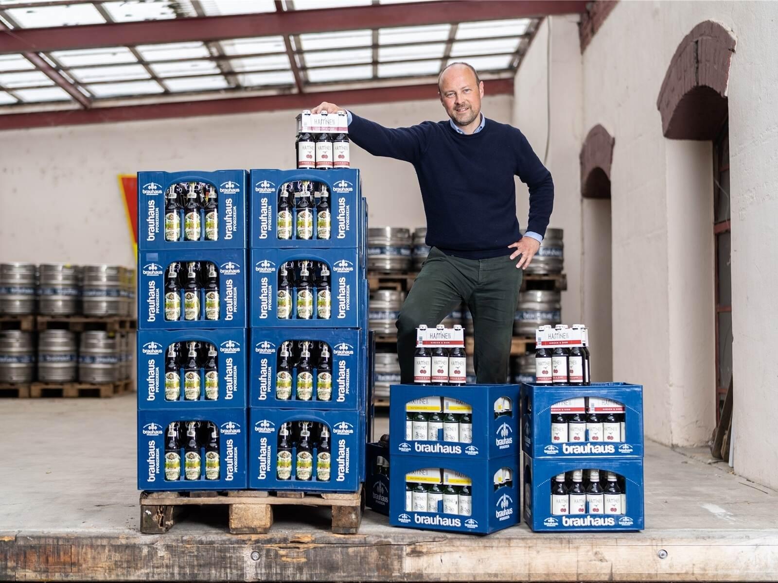 """[Lokal] Pforzheim / Brauhaus Pforzheim / Bier gegen Spende für """"Menschen in Not"""""""