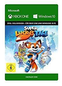 Super Lucky's Tale (Xbox One/PC Play Anywhere) für 4,99€ (Xbox Store)