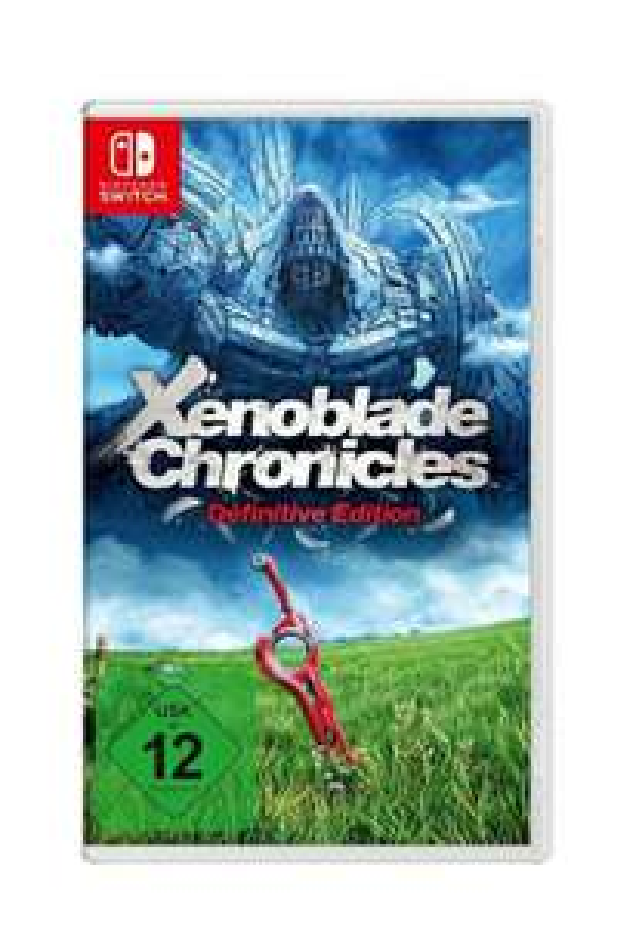 Xenoblade Chronicles Definitive Edition | Switch | netgames.de | 48,85€
