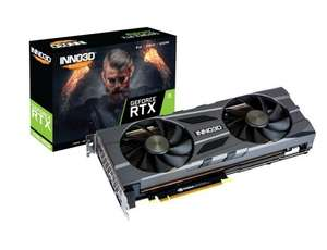 INNO3D GeForce RTX 2080 SUPER Twin X2 OC Gaming Grafikkarte