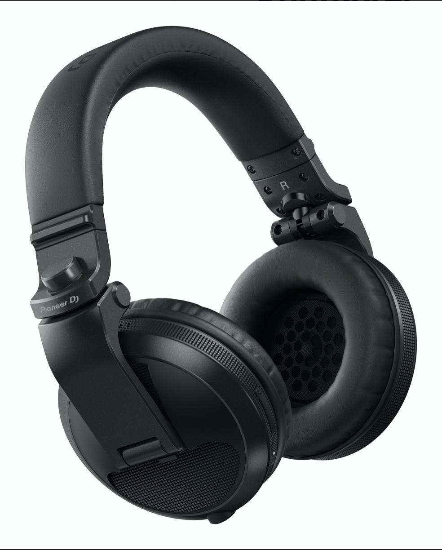 Pioneer DJ X5 Over-Ear Bluetooth Kopfhörer, Schwarz / Rot / Weiß