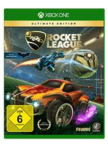 Rocket League Ultimate Edition (Xbox One & PS4) für je 16,80€ (Amazon Prime & Saturn & Media Markt Abholung)