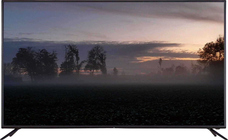JTC SG65U5567J, (65 Zoll), UHD 4K, Smart Tv, Led Tv, 60 HZ, DVB-T2 HD, DVB-C, DVB-S2 [Saturn Abholung]