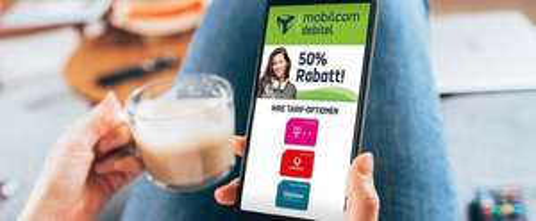 mobilcom-debitel Allnet-Flat 20GB LTE im Telefonica Netz 15,99€ - keine AG