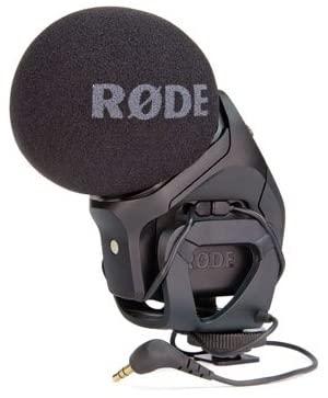 Rode Stereo Video Mic Pro Rycote - Stereo Videomikro für DSLR/DSLMs