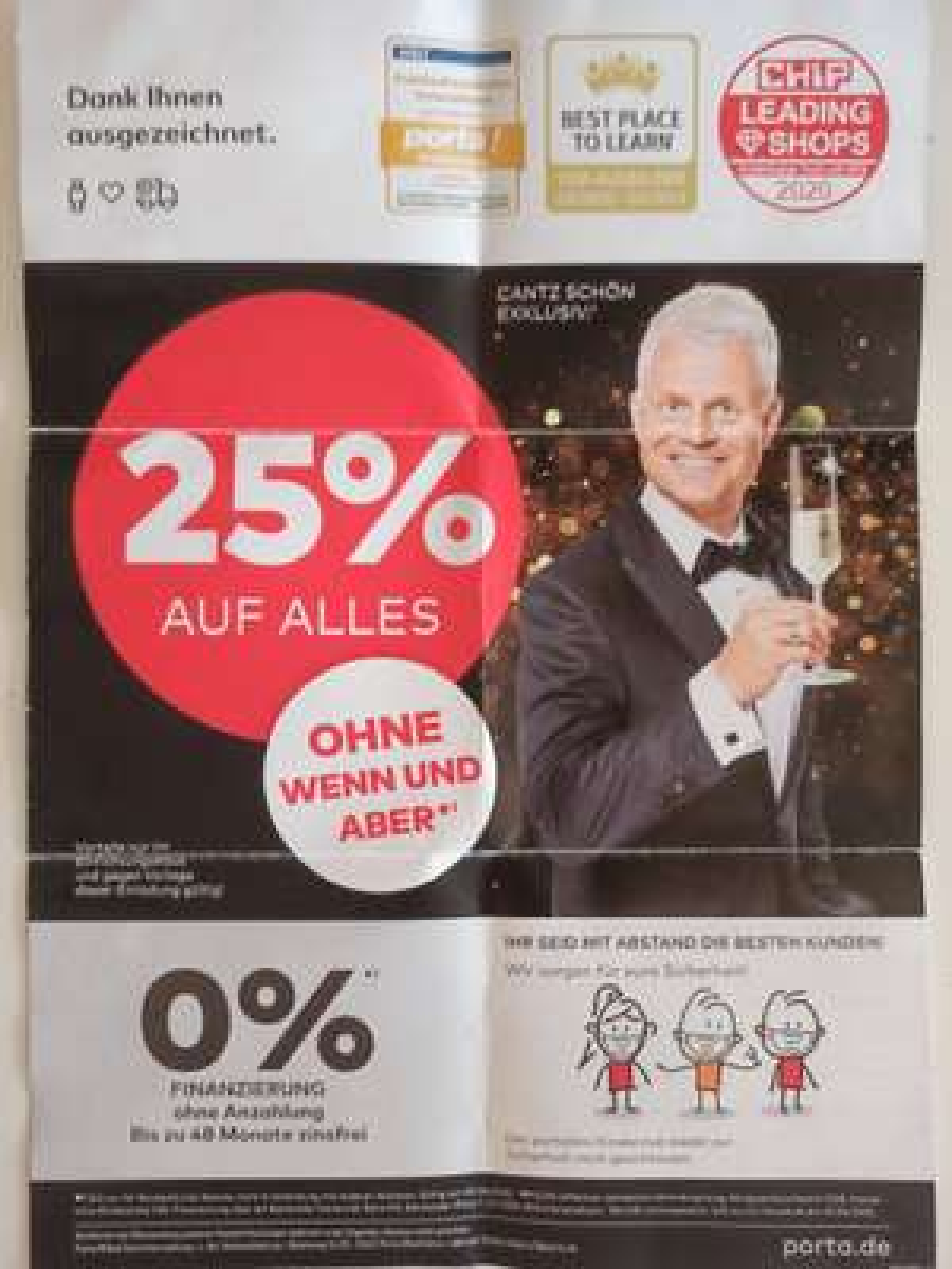 Lokal Bornheim, Frechen und Porz Lind - [Porta Möbel] 25% AUF ALLES