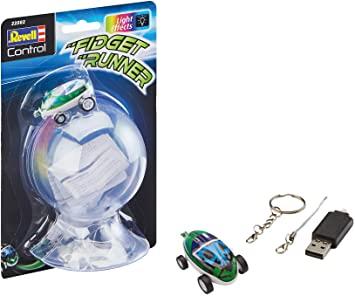 [Amazon.de/Prime]Revell Control 22502 Fidget Runner III für Spins und Stunts Mini Auto für Coole Tricks