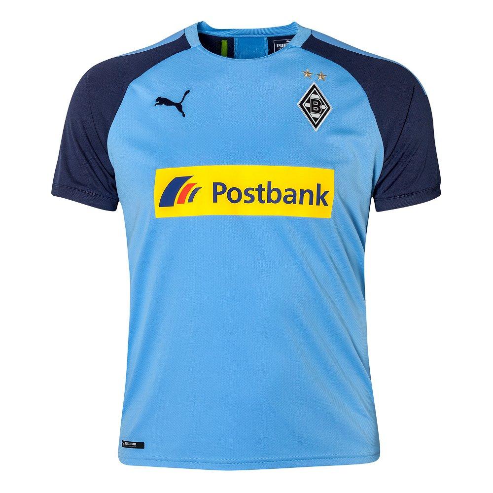 "Borussia Mönchengladbach Herren-Trikot ""Away"" inkl. Flock & Versand"