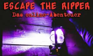 "Online Escape Game ""Escape the Ripper"" von Verschlusssache"