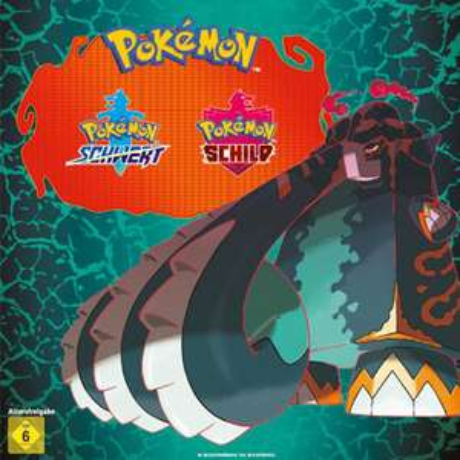 [Freebie] Gigadynamax-Patinaraja Pokémon Schwert/Schild