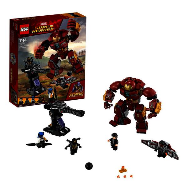 LEGO - Der Hulkbuster 76104