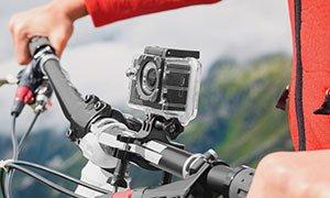 Druckerzubehör: 4K ULTRA HD Action CAM mit WIFI + 10 € zum Ausgeben im Shop