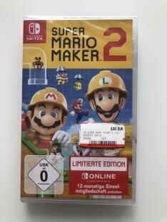 [Lokal] Super Mario Maker 2 Media Markt Hückelhoven