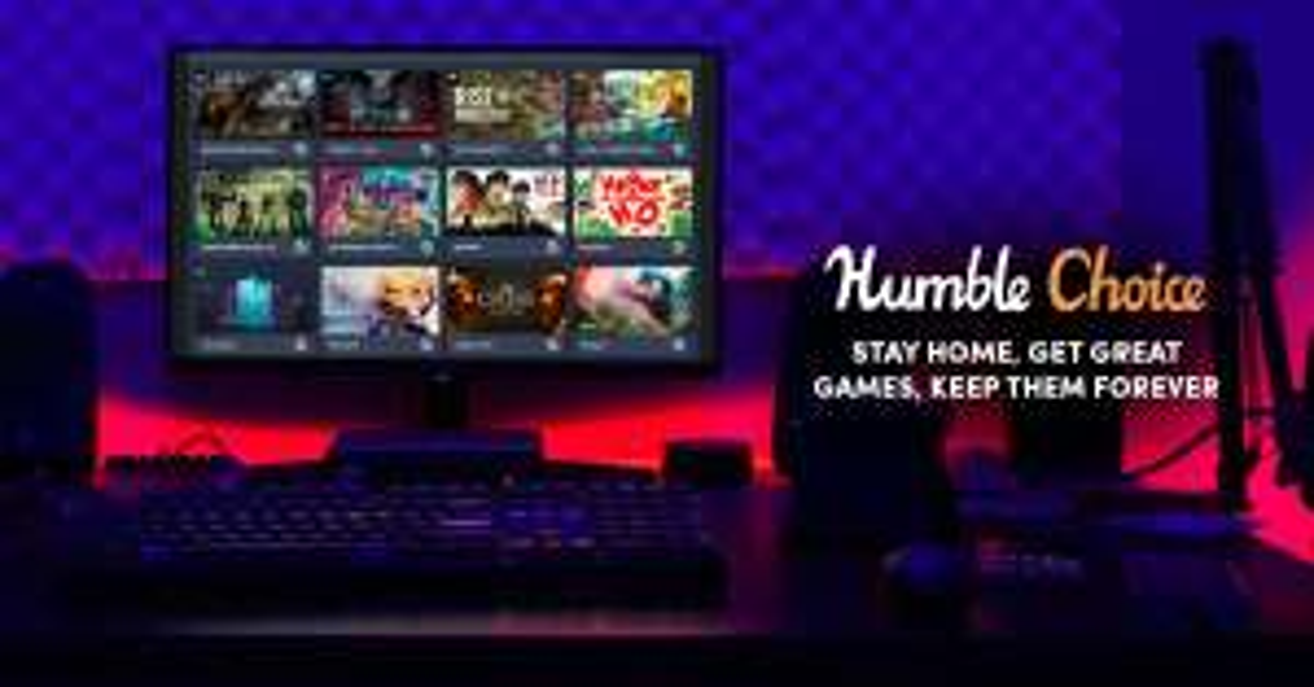 Humble Choice (Steam) mit 3 Spielen für 13,99€ (z.B. GRID™ - ULTIMATE EDITION + HELLBLADE: SENUA'S SACRIFICE + THE MESSENGER)