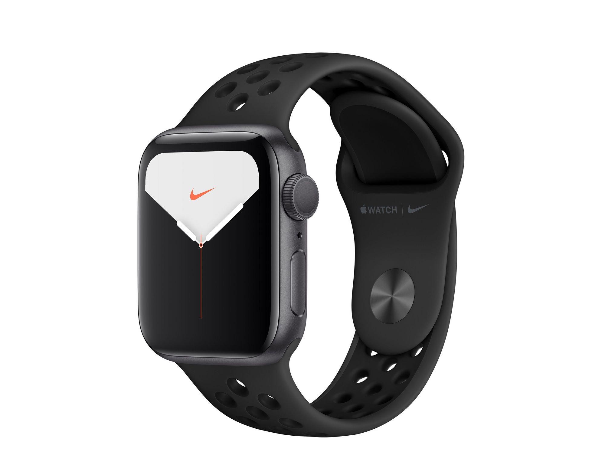 Apple Watch Series 5 Nike+ 44mm schwarz