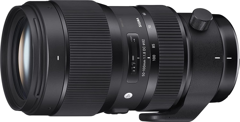 [Amazon UK] Sigma 50-100mm F1,8 DC HSM Art Objektiv für Canon