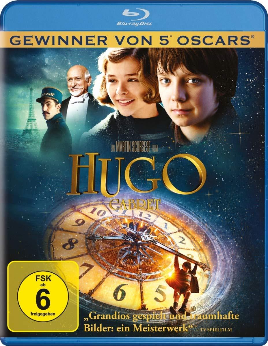 Hugo Cabret (Blu-ray) für 4,49€ (Amazon Prime & Müller Abholung)