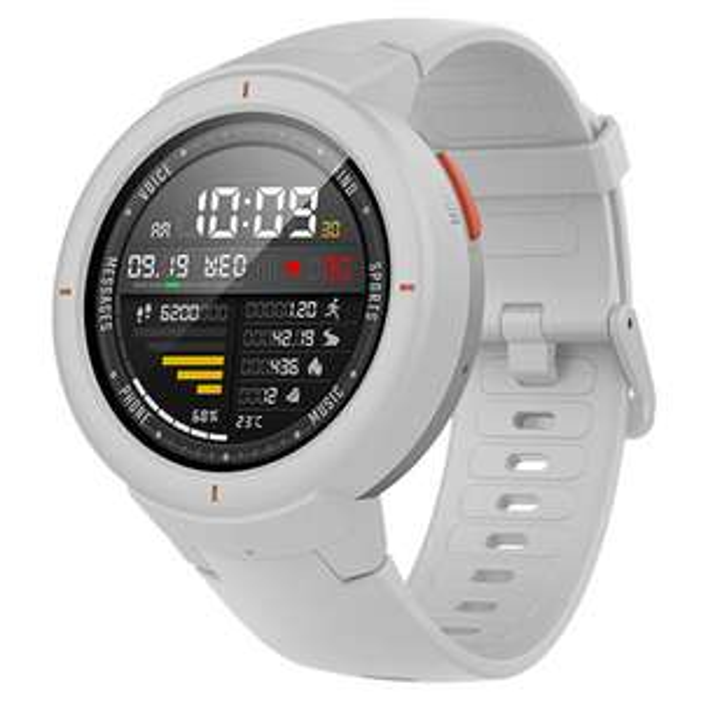 "Amazfit Verge: Smartwatch (1.39"" Amoled, GPS/Glonass, Amazon Alexa, IP68 Wasserdicht, Musikspeicher)"