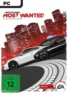 Need for Speed: Most Wanted für 1,99€ (Origin & Amazon)