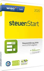 WISO steuer:Start 2020 [Amazon]