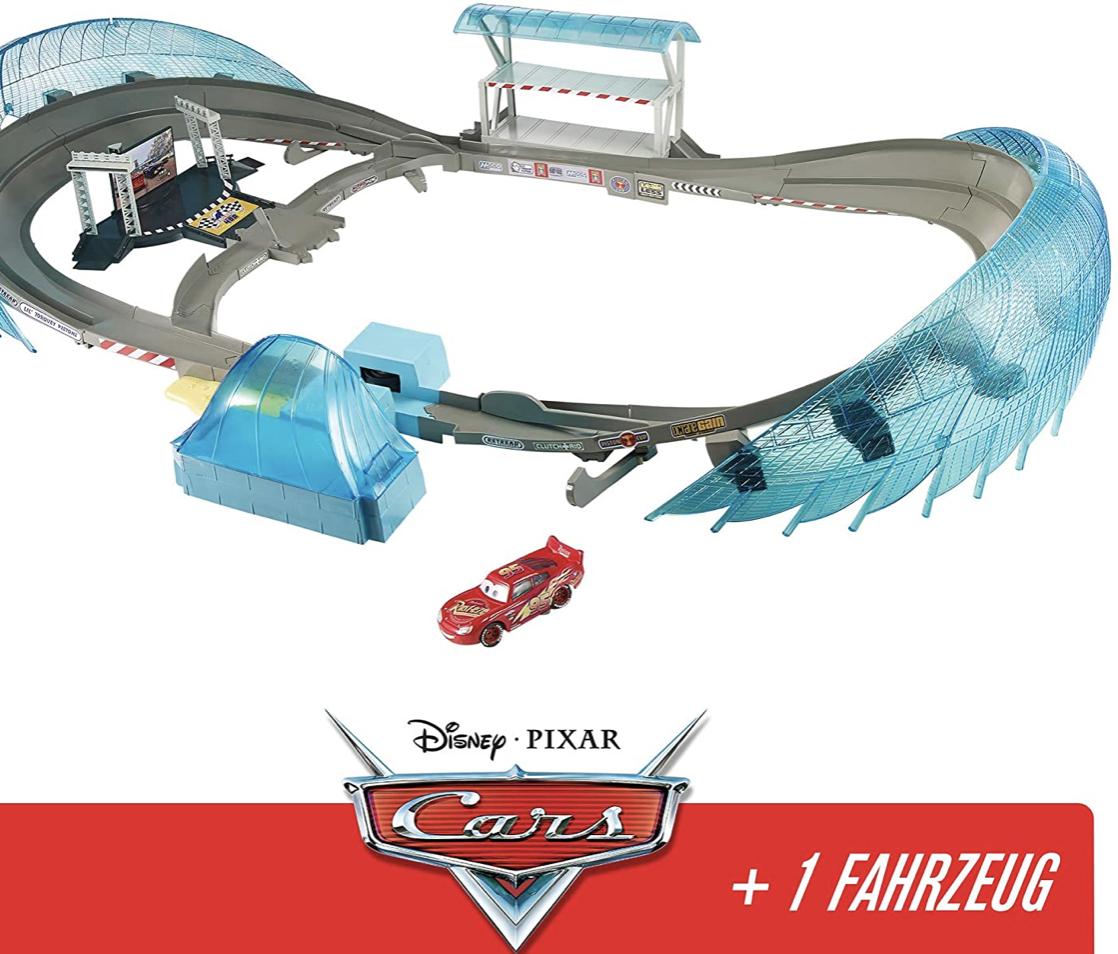 Mattel Disney Cars FCW02 - Disney Cars 3 Ultimative Florida Rennstrecke