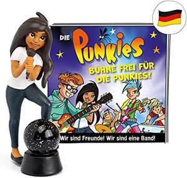 Tonies Hörspiel-Tonie Die Punkies - Bühne frei für die Punkies für 9,56€ (Amazon Prime)