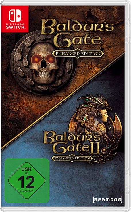 Baldur's Gate Switch eshop