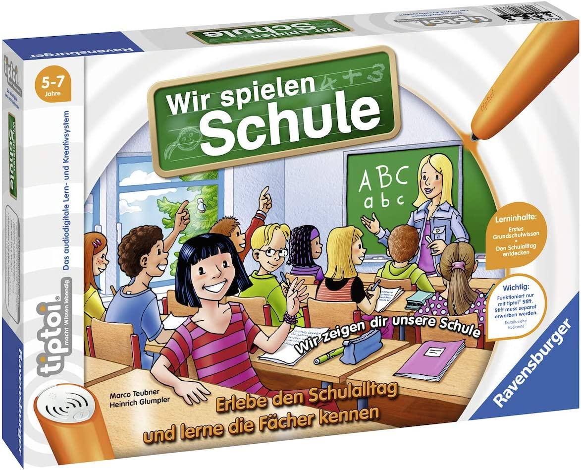 [AMAZON PRIME] Ravensburger tiptoi Wir spielen Schule Spiel