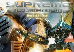Supreme Commander Gold Edition (PC) für 2,99€ (GOG & Steam)