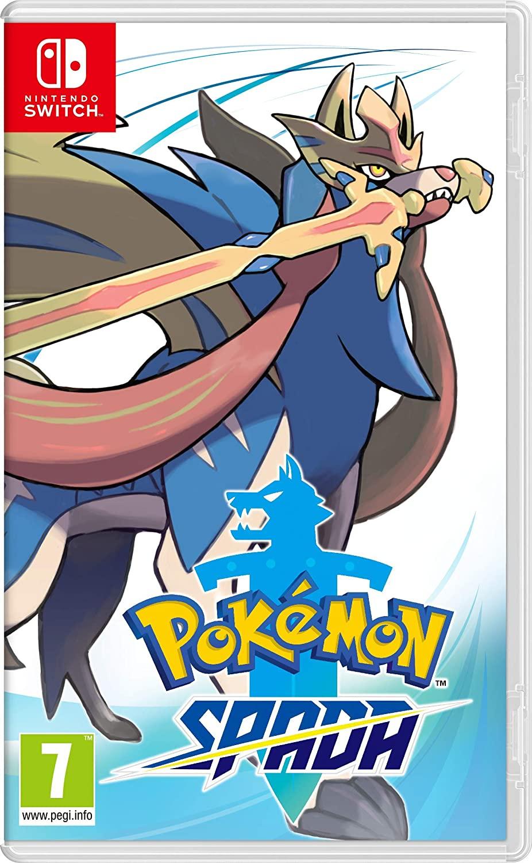 Pokémon: Schwert (Switch) für 41,93€ (Amazon ES)