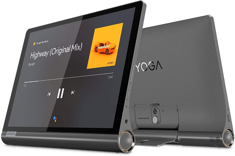 Lenovo Yoga Smart Tab 25,5 cm (10,1 Zoll, 1920x1200, FHD, IPS, Touch) Tablet-PC (Octa-Core, 3 GB RAM, 32 GB eMMC, LTE, Android 9) [Amazon]