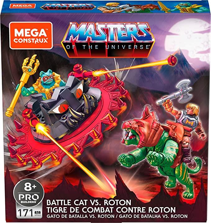 Mega Construx - Masters of the Universe: Battle Cat VS Roton [kein orig. LEPIN]