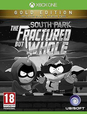 South Park: Die Rektakuläre Zerreißprobe - Gold Edition (Xbox One) für 14,05€ (Ebay)