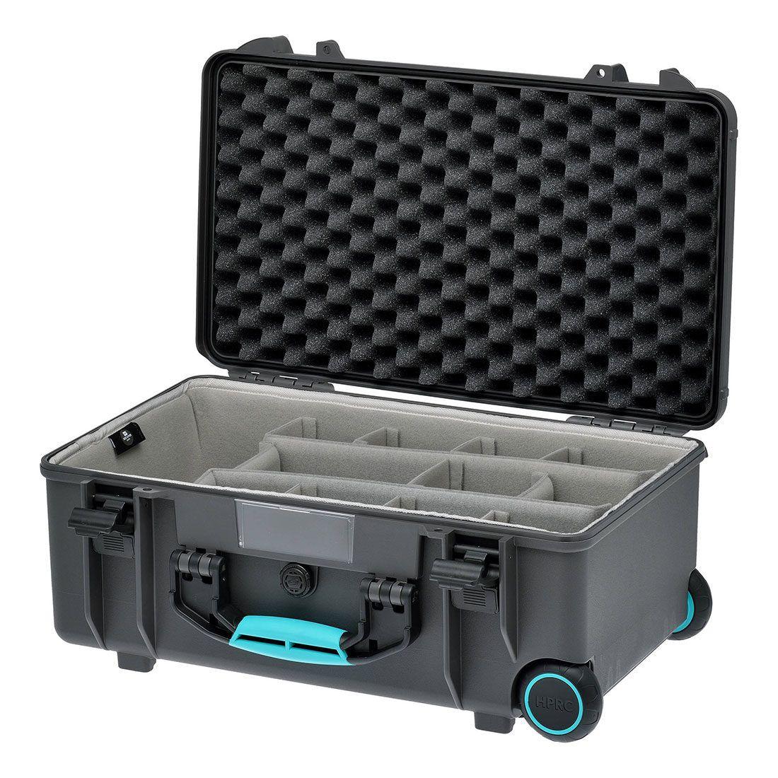 HPRC 2550W Kamera Equipment Trolley