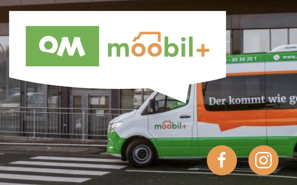 Kostenlose Nutzung des neuen Rufbus-Systems im Landkreis Cloppenburg