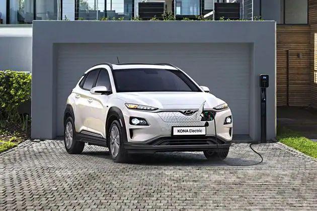Hyundai KONA Elektro Advantage Navi Typ 2 Ladekabel DAB+/ 136PS/ 99,19€ im Monat - LF 0,25