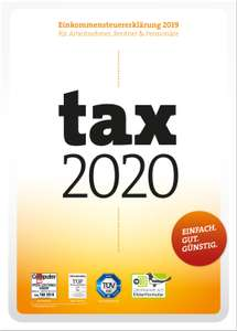 Tax 2020 (für Steuerjahr 2019) als Download [Amazon]