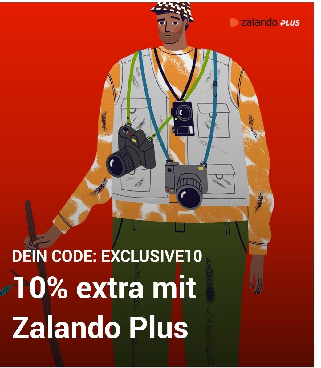 Gutscheinfehler Für Zalando Plus Kunden 10% auf alle reduzieren Artikel statt auf ausgewählte