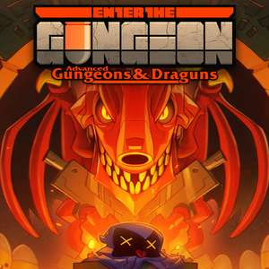 Enter the Gungeon (Switch) für 7,49€ oder für 2,25€ RUS (eShop)